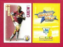 Aston Villa John Carew Norway (SO07)